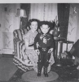 Nanny and Dad
