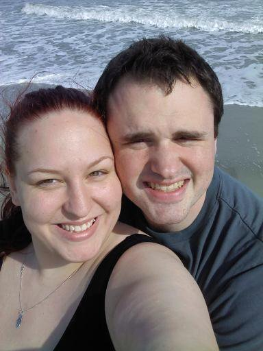 Me and Matt in Myrtle Beach